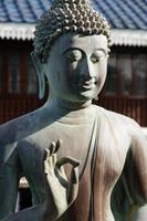 Bronze Buddha Statuen