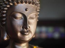 Buddha Figur foto