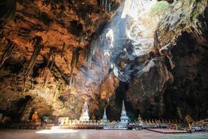 Khao Luang Höhle, Phetchaburi Thailand
