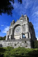 Heiligtum von Santa Luzia in Viana do Castelo, Portugal