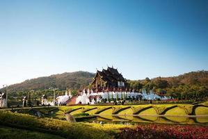 vergoldeter Chiang Mai