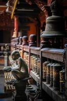 buddhistischer Tempel foto