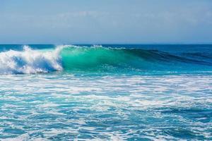 grüne Welle foto