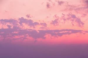 Morgenhimmel foto