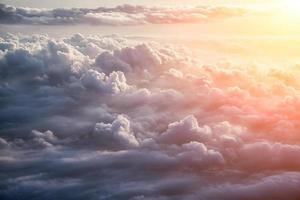 schöner blauer Himmelhintergrund