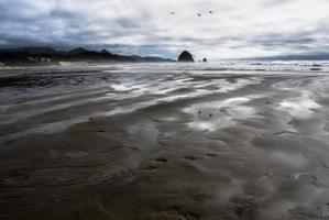 Sandschattierungen foto