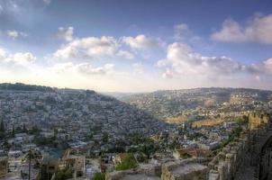 Jerusalem Wände