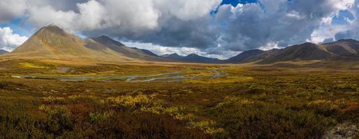 Engelskamm Peak Yukon