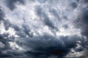 Regenwolke foto