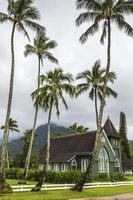 christliche Kirche in Hawaii foto