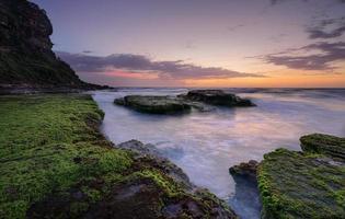 Bungan Beach Australien foto