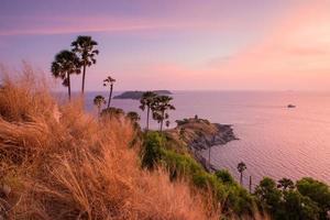Promthep Cape in Phuket. foto