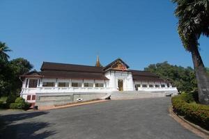 Palast von Luang Prabang (Nationalmuseum) foto