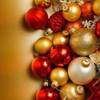 Weihnachtsdekoration foto