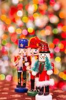 Weihnachtsfiguren foto