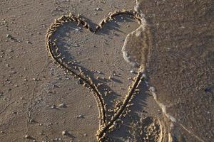 Herzzeichen foto