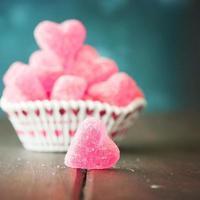 süße Herzen foto