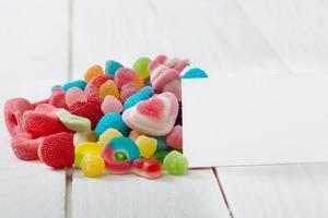 Süßigkeiten Liebe foto