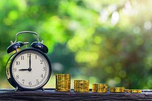 Geld sparen Konzept foto