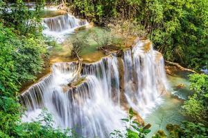 Wasserfall, hua mae kamin foto