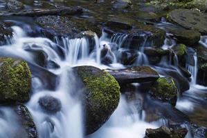 schönes Wasser foto