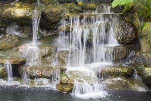 Wasserfall Hintergrund foto