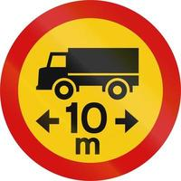 LKW-Längenbegrenzung in Island