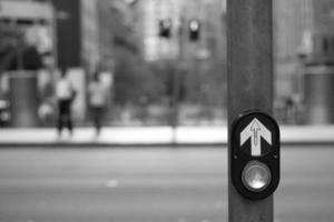 Lass uns die Straße überqueren foto