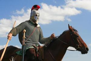 römischer Reiter foto
