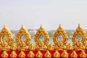 thailändische Textur