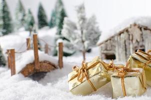 Weihnachtskonzept
