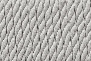 Seil mit Textur foto