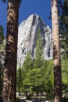 Washington-Säule, Yosemite-Nationalpark, Kalifornien, USA foto