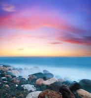 Meer auf der Krim