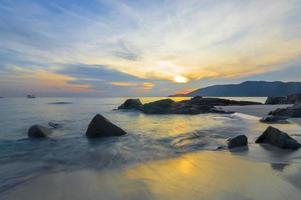 Sonnenaufgang foto