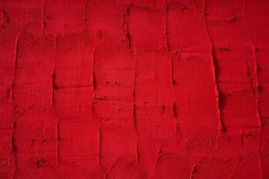 rote Wand Textur foto