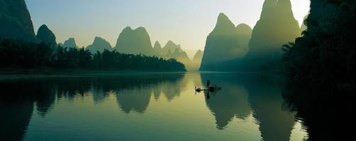 Lijiang Morgen