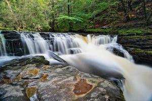 Brecon Beacon Wasserfall foto