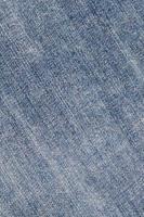 Textur Hintergrund der Jeans foto