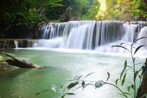 Hui Mae Khamin Wasserfall foto