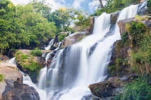 Mae-Klang Wasserfall foto