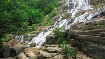 Mae-Klang Wasserfall in Doi Inthanon Nationalpark, Chiang Mai