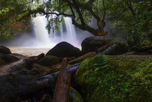 Heo Suwat Wasserfall foto