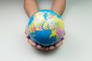 Globus foto