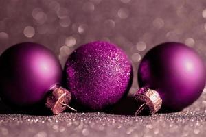 Ornamente für Weihnachten