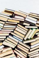 Hintergrund alter Bücher