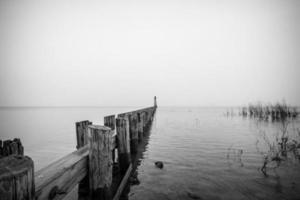 raus in die See foto
