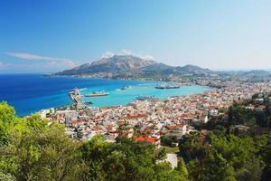 Zakynthos, Griechenland foto