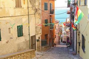 Blick auf Porto Santo Stefano - Grosseto, Italien