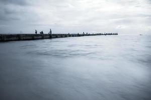 Brücke Meer